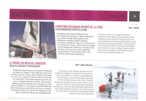 Nautic News - article